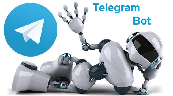 نتیجه تصویری برای ساخت ربات تلگرام