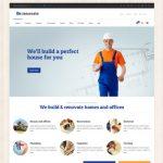 عکس طراحی سایت تعمیرات