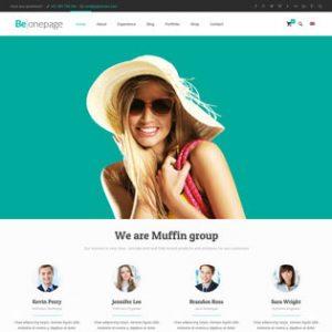 طراحی سایت وان پیج