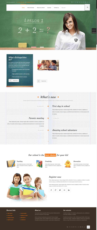 طراحی سایت آموزشی ریسپانسیو