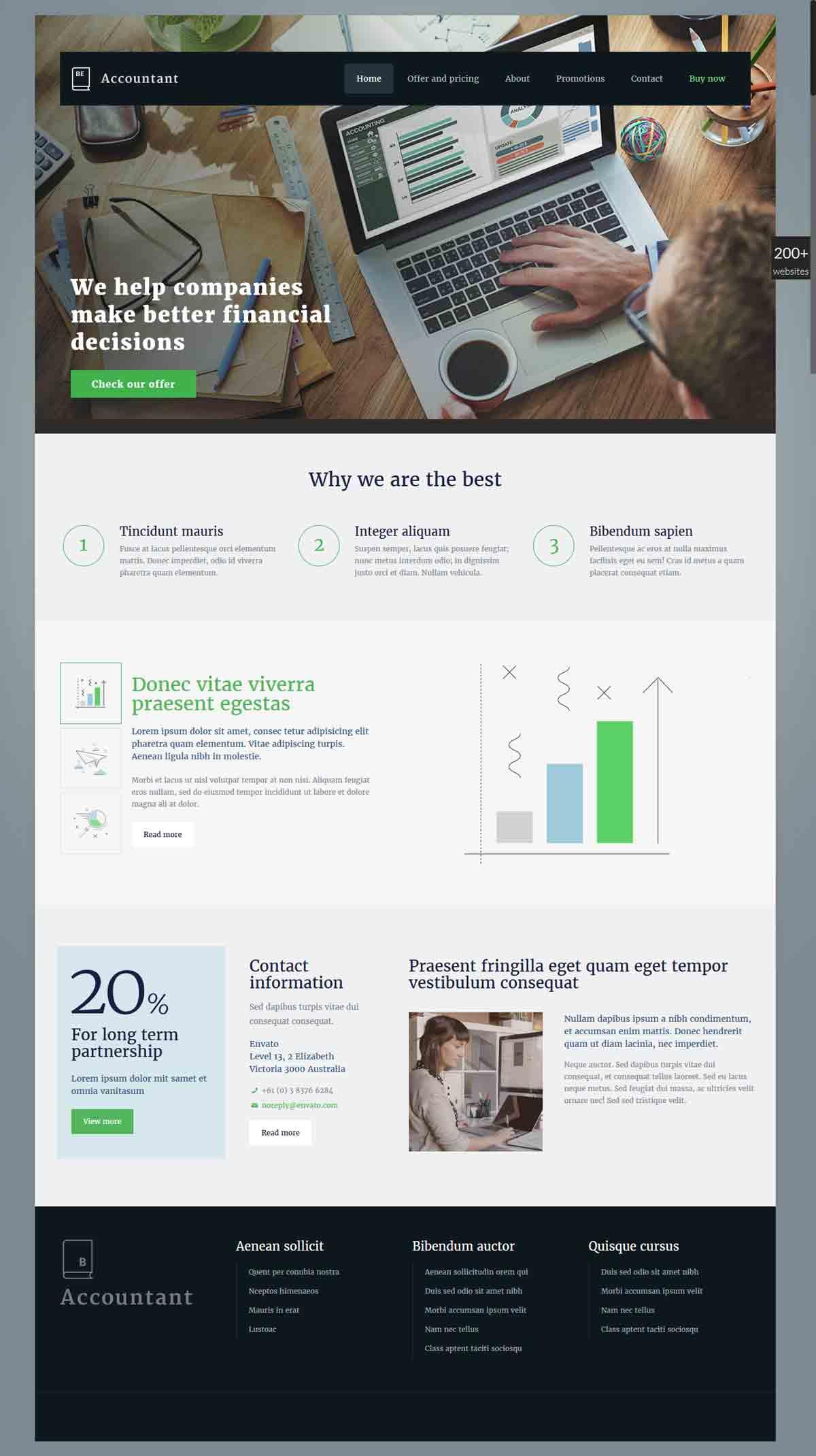 وب سایت حسابداری