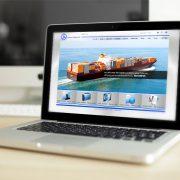 طراحی سایت بین المللی بازرگانی حرفه ای