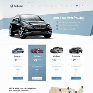 طراحی سایت ماشین