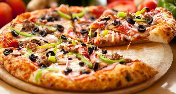 طراحی سایت پیتزا فروشی حرفه ای