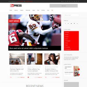 طراحی سایت خبری ورزشی