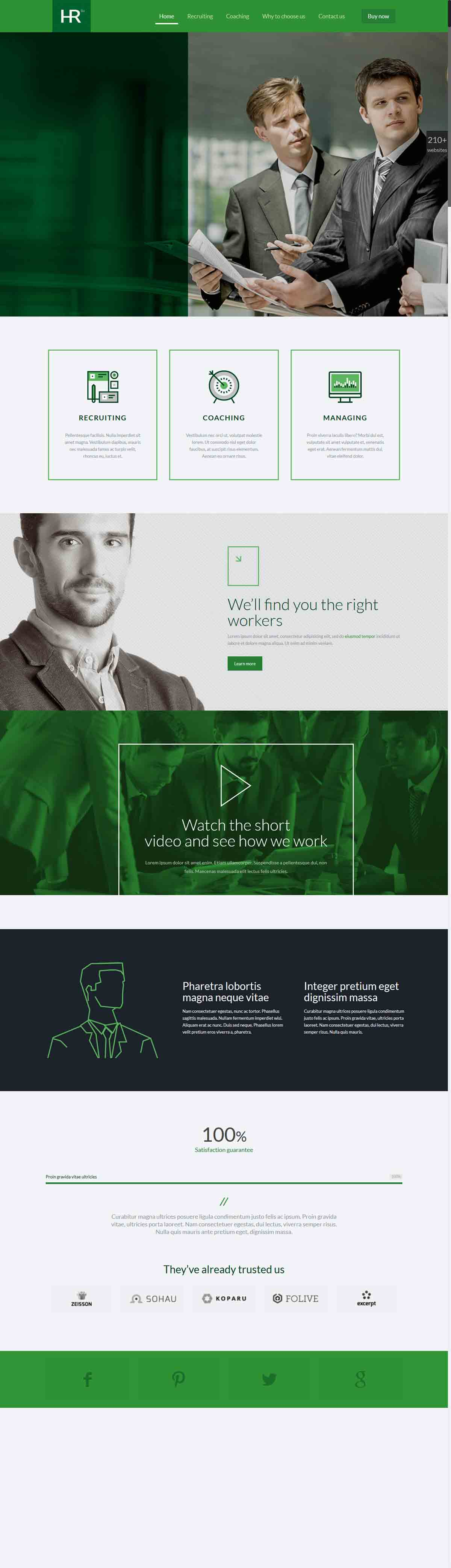 طراحی وب سایت بازرگانی حرفه ای