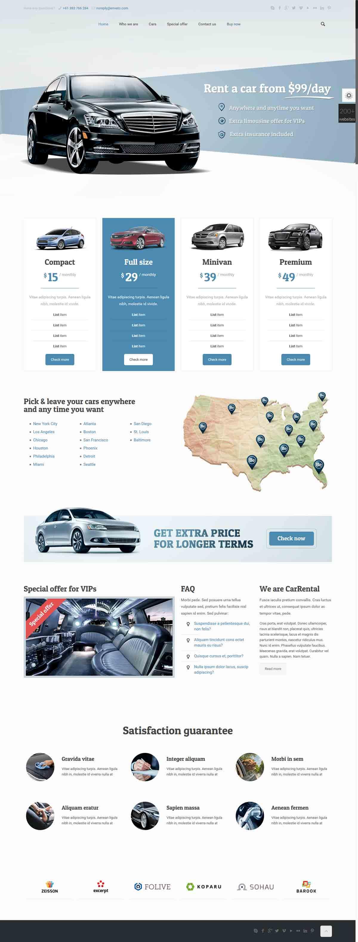 طراحی وب سایت ماشین