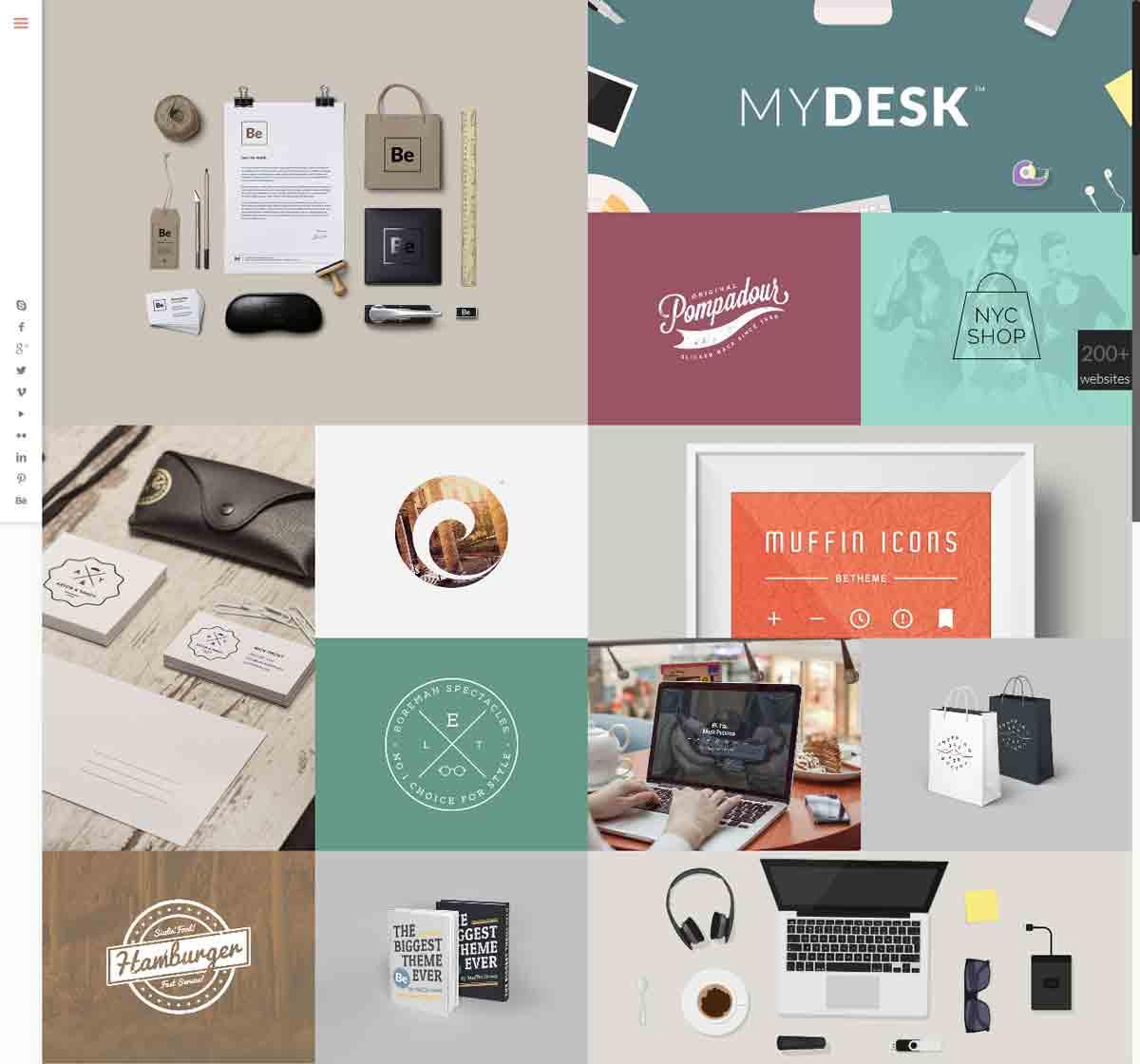 طراحی وب سایت نمونه کار