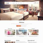 تصویرطراحی سایت هتل