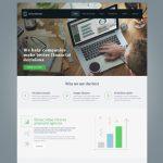 تصویرطراحی سایت حسابداری