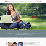 تصویرطراحی سایت دانشگاهی