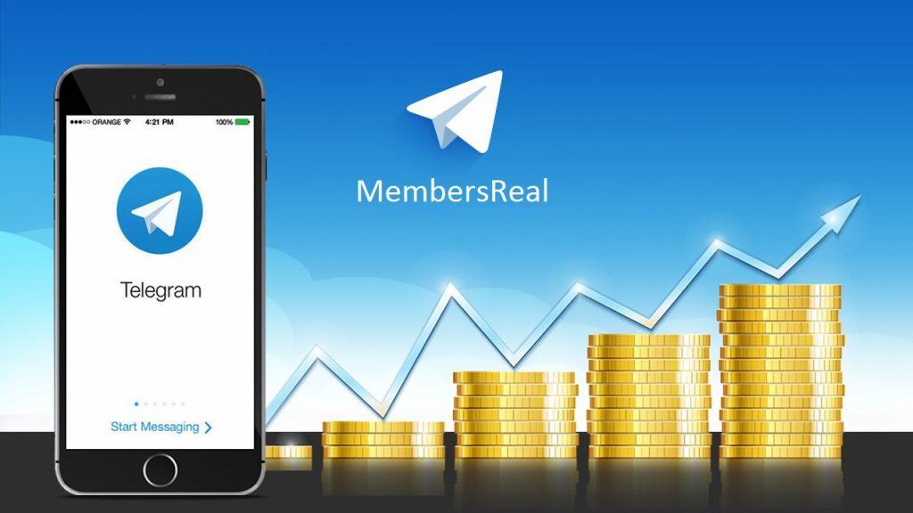 خرید ممبر تلگرام واقعی